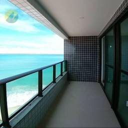 4 quartos 141 m2  Beira Mar entrada 222 mil + saldo