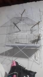 Viveiros e gaiolas para pássaros