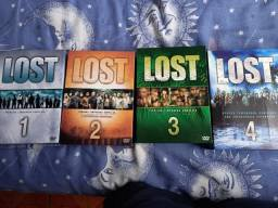 DVD Série Lost