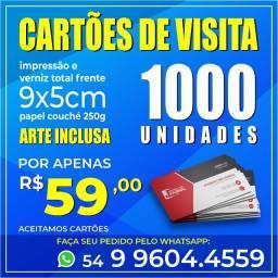 Cartões de Visita Promoção Imperdível!!!!