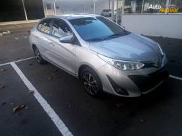 Yaris Sedan Xs Multidrive 2020 c/6.000km Falar c/Rose - Raion Mitsubishi