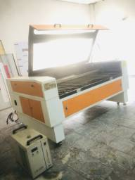 Maquina Router Laser CNC Duas Cabeça R$36.000