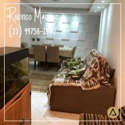 Vendo excelente apartamento c/ 3 quartos na Glória em Macaé