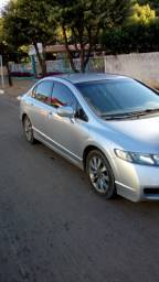 Civic 2010/2010 manual prata