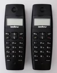 Telefone Fixo - Sem Fio - Intelbras - Identificador ( PAR )