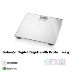 Balança digital 180kg por 90$ até 2x sem juros