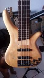 Título do anúncio: Bass collection japonês 5 cordas