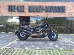 HARLEY-DAVIDSON SOFTAIL FAT BOB 107 FXFB