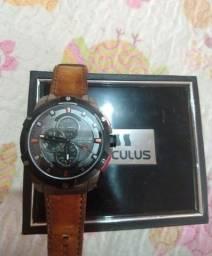 Título do anúncio: Vende se relógio Seculus sapphire