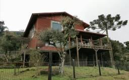 Título do anúncio: Casa de Campo com possibilidade de neve na sacada do seu lar