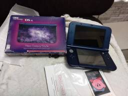 NEW 3DS XL GALAXY STYLE (edição especial)