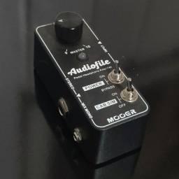 Pedal Mooer Audiofile Amplificador Fone De Ouvido - Cab Sim