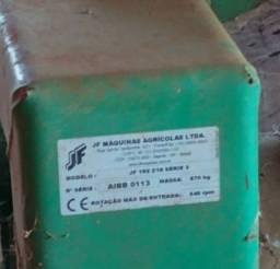 Colhedora de forragem de precisão ZF 192 Z10