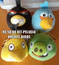 Pelucia angrys birds