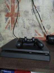 Título do anúncio: Vendo PS4 semi novo