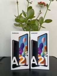 Samsung a21s LACRADO COM NOTA FISCAL