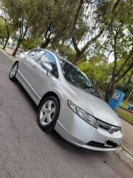 Título do anúncio: Vendo Honda Civic LXS automático carro maravilhoso!