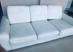 Título do anúncio: Lindo  Sofá couro sintético