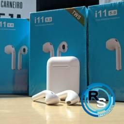 Fone Bluetooth i11 - 5.0 - Entrega grátis/ARACAJU.