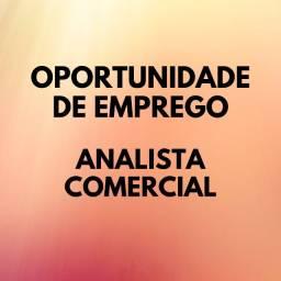 Título do anúncio: Analista comercial para empresa de Terceirização em João Pessoa.