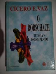 Livro O Rorschach: Teoria e Desempenho