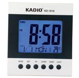 Título do anúncio: Relógio de Mesa Digital Despertador