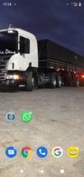Scania p360 automático