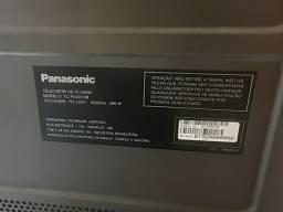 """Plasma 42' Panasonic Vieira """"com defeito"""""""