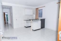 Apartamento com 2 dormitórios para alugar, 45 m² por R$ 700/mês - Jardim Santo Antônio - G