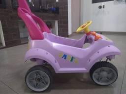 Carrinho Smart baby lilás Bandeirantes ( Usado)