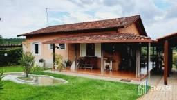 Casa com 4 dormitórios à venda por R$ 680.000,00 - Condominio Fazenda Solar - Igarapé/MG