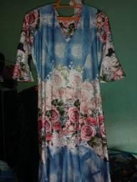 Vestido florido bonito