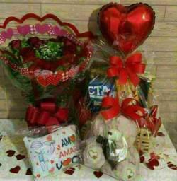 Título do anúncio: Cestas românticas cestas