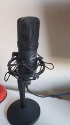 Microfone Gamer Dazz Broadcaster Pro *seminovo*