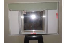 Armário de Banheiro com Espelho, Espelheira para banheiro