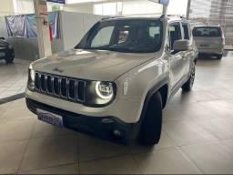 Jeep Renegade 1.8 Limited  2020 Branca