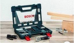 Título do anúncio: Maleta Bosch com brocas
