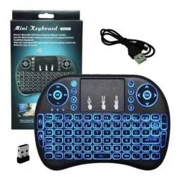 Mini teclado tv box