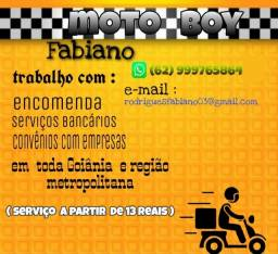 Motoboy serviços