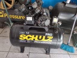 Compressor monofásico