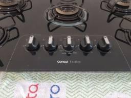 Fogão cooktop Consul 5 bocas
