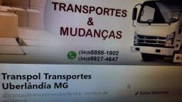 Título do anúncio: Transpol Transportadora e Mudanças Uberlândia