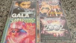 CD Músicas Eletrônicas Originais