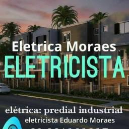 Eletricista elétrica Moraes em geral