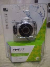 Câmera Vivitar DVR 783HD