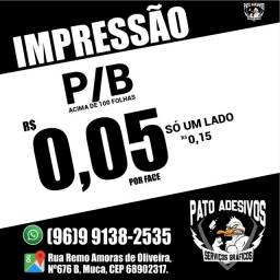 Título do anúncio: Impressão R$0,05
