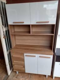 Armário de cozinha na (( promoção)) a pronta entrega