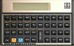 Calculadora hp 12