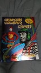 Álbum  Chapolin E Chaves Completo Figurinhas já coladas 2020