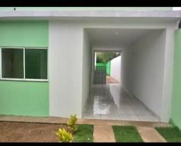 Casa para Venda em Várzea Grande, Ouro Verde, 2 dormitórios, 1 banheiro, 2 vagas